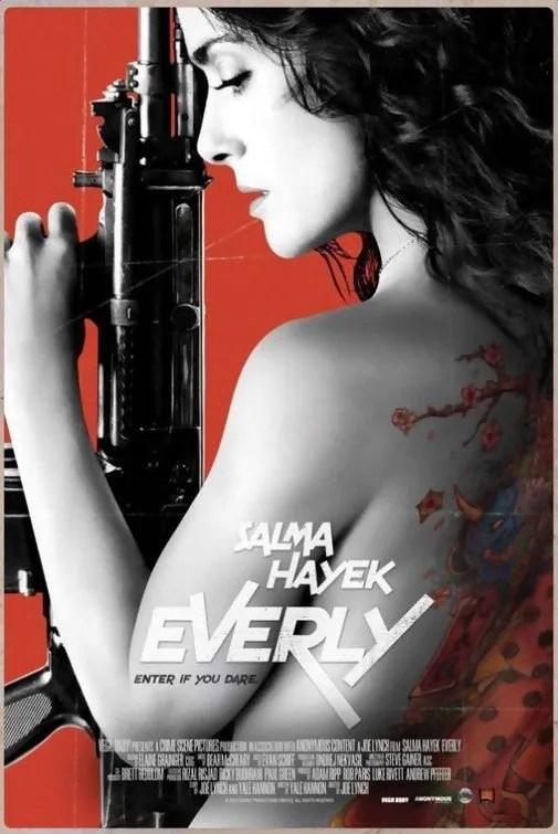 Everly: Salma Hayek