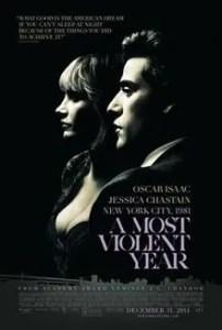 Talk-shows américains : Jessica Chastain pour A Most Violent Year