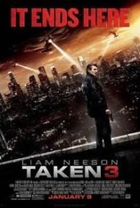 Talk-shows américains : Liam Neeson pour Taken 3
