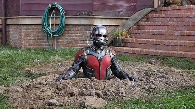 Ant-Man ne s'enlise pas dans des discours creux...