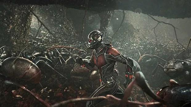 Ant-Man et son armée de fourmis numériques...