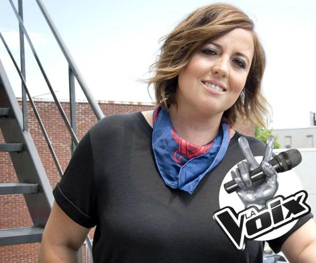 Ariane Moffatt est de retour à La Voix!