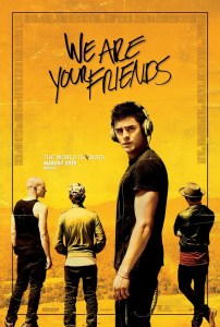 Talk-shows américains : We Are Your Friends, Zac Efron