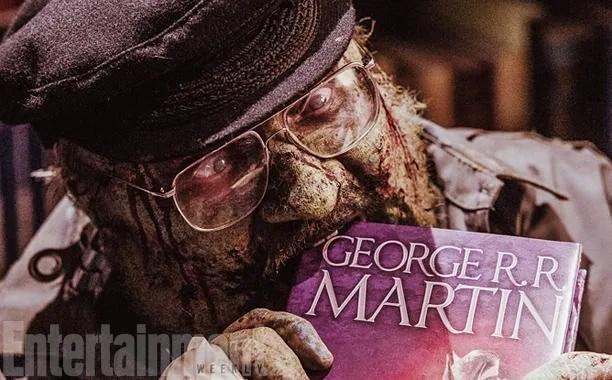 Z Nation saison 2: George R.R. Martin