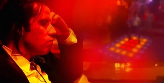 Le Vincent Vega de 1994 a honte de voir danser le Tony Manero de 1977!