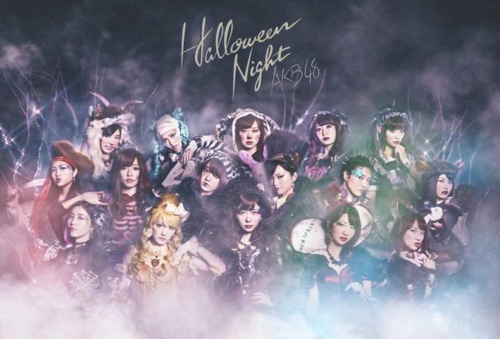 AKB48 - Halloween Night promo