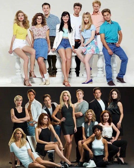 The Unauthorized Beverly Hills 90 210 et Melrose Place story