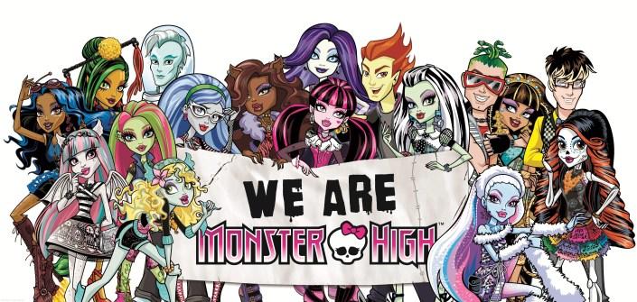 Monster High art