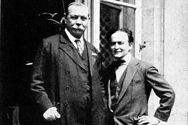 Houdini & Doyle: une nouvelle série originale chez Global