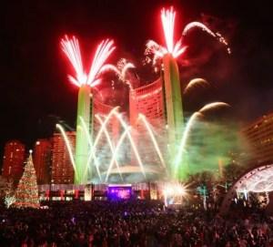 Cotes d'écoute : New Year's Eve Bash