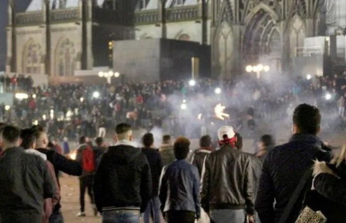 agressions Cologne