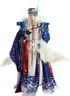 Kousuke Toriumi as L?n Xu? Y?/Lüè F?ng Qiè Chén/Gu? Ni?o (Lin Setsu A/Ry? Fu Setsujin/Kich?)