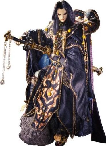 Tomokazu Seki as Miè Ti?n Hái/S?n Luó K? G? (Betsu Ten Gai/Shinra Kokotsu)