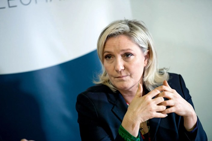 Marine Le Pen du Front National