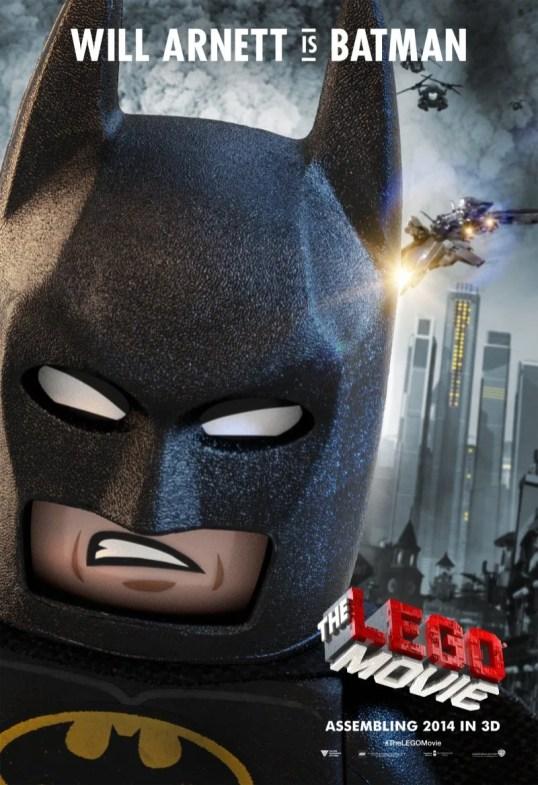 The LEGO Batman Movi