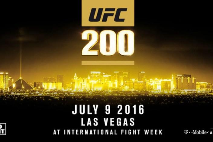 >UFC 200: Daniel Cormier vs. Jon Jones 2
