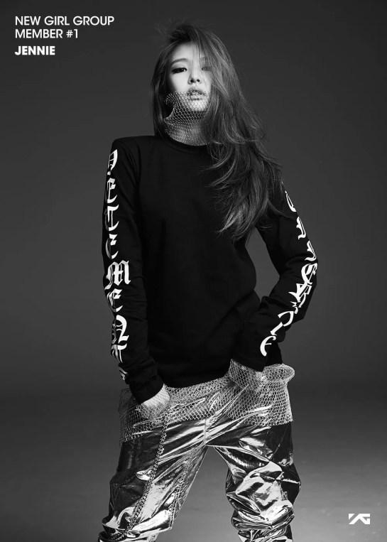 JennieKim BLACKPINK Black Pink YG