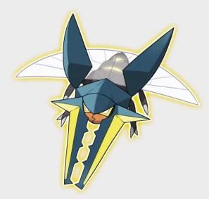 Vikavolt (Insecte / Électrique)