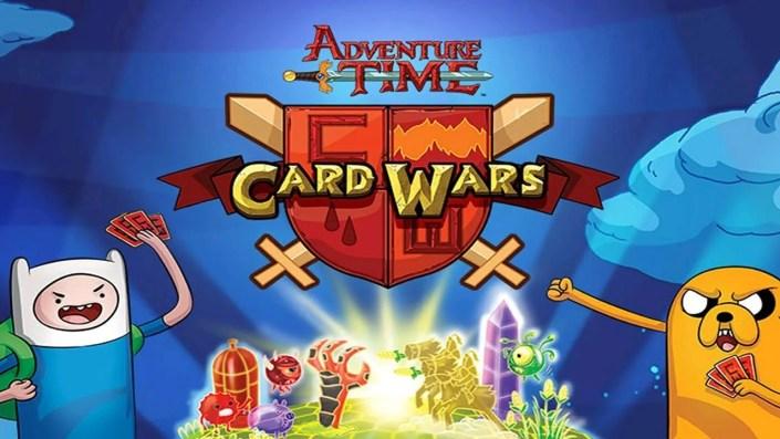 Le Royaume de la guerre des cartes!