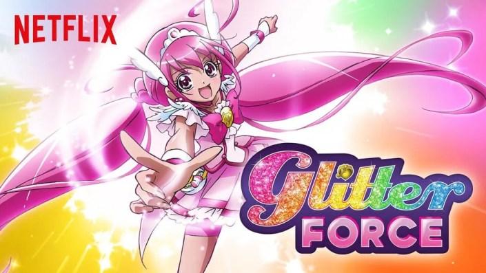 Glitter Force saison 2