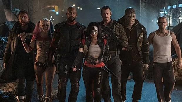 La Suicide Squad prête à passer à l'action!