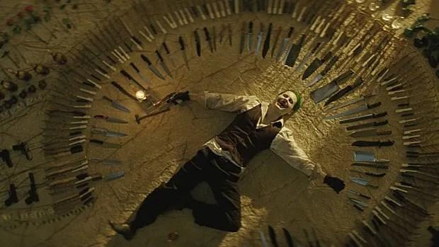 La special guest star de Suicide Squad : Le Joker.