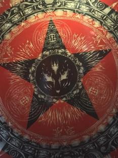 Babymetal Shield (Captain America)