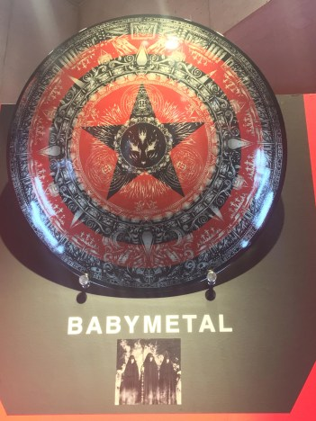 Babymetal Shield (Captain America)