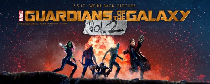 Marvel's Guardians of the Galaxy Vol.2