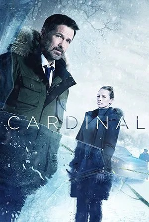 Cardinal: une promo pour la série avec Karine Vanasse