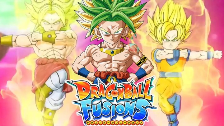 Dragon Ball Fusions - 3DS - Customisation d'Avatar (French)