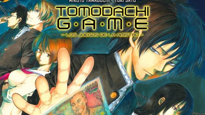 Tomodachi Game