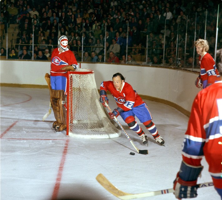 Les Canadiens : la dynastie des années 70
