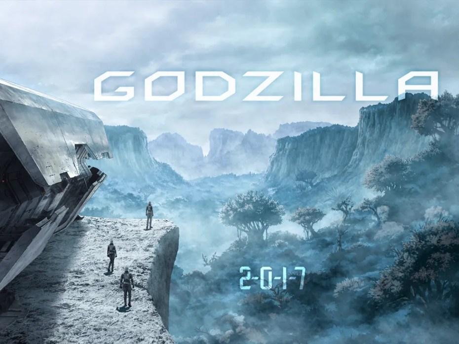 Godzilla : Kaiju Wakusei