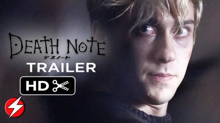 Death Note: Netflix