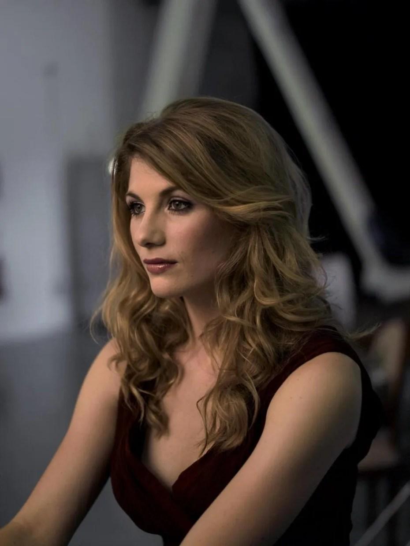 Jodie Whittaker dans la série Broadchurch