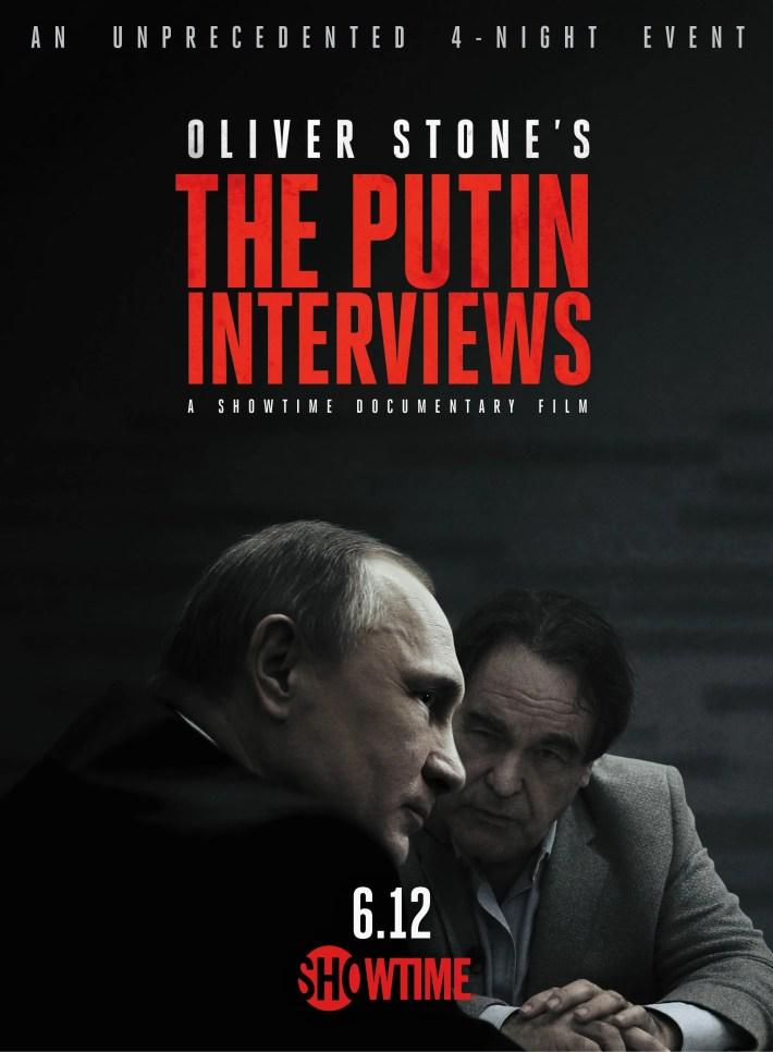 The Putin Interviews: Conversations avec Monsieur Poutine