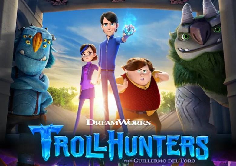 Trollhunters saison 2
