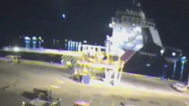 Un objet non identifié s'écrase près de Saint-Jean de Terre-Neuve