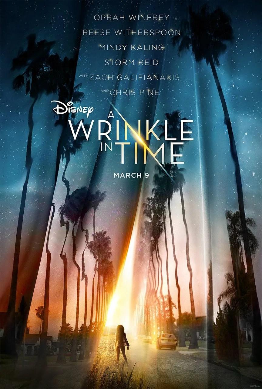 strongA Wrinkle in Timestrong sort en salles le 9 mars 2018.