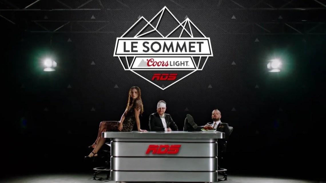Sommet Coors Light