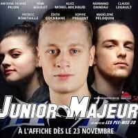 Junior Majeur - Critique du film d'Éric Tessier