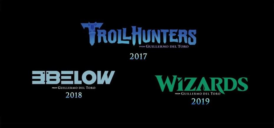 Trollhunters  Tales of Arcadia