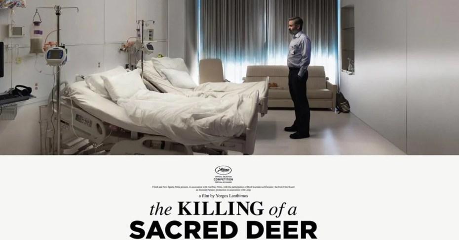 The Killing of a sacred Deer Yorgos Lanthimos