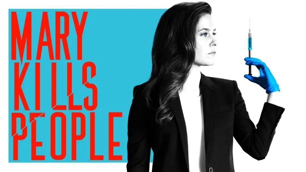Mary Kills People saison 2