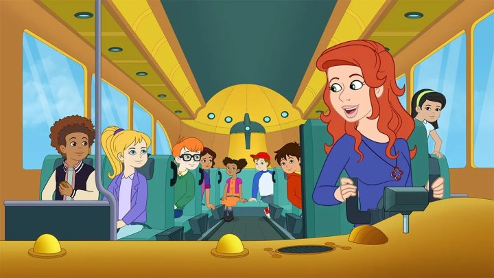 The Magic School Bus Rides Again