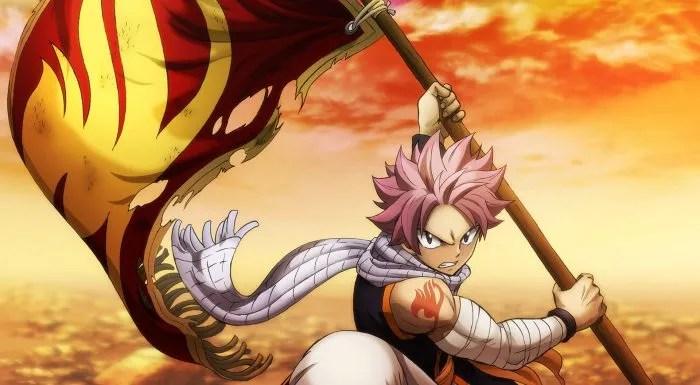 Fairy Tail saison 8
