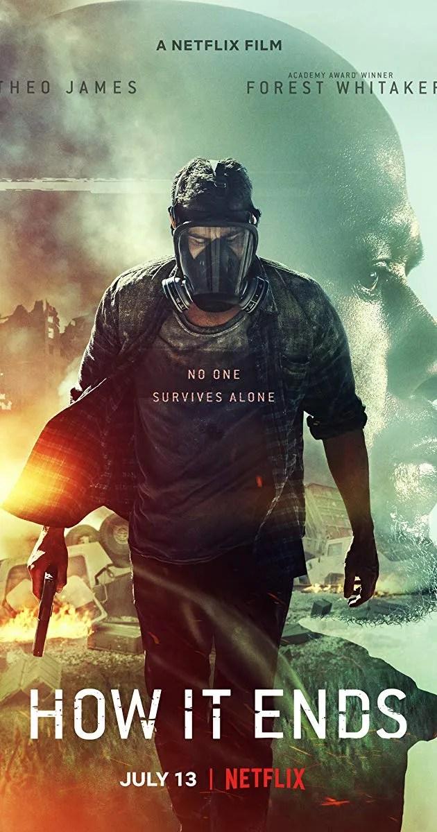 Les fins dernières: le film How It Ends est disponible sur Netflix - TVQC