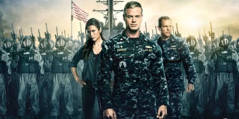 Le Dernier Navire saison 5