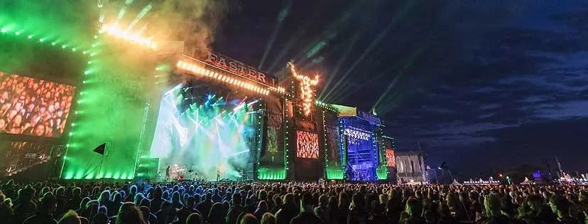Chaleur, poussière et sueur - c'était la Wacken Open Air 2018 (W:O:A 2018).